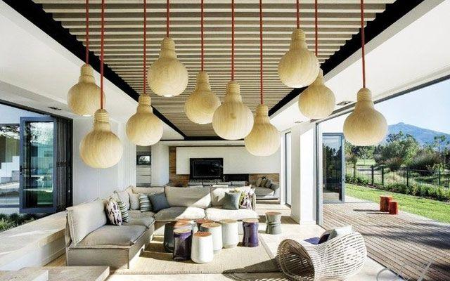 Como decorar un techo awesome cmo decorar casas con - Como decorar techos ...