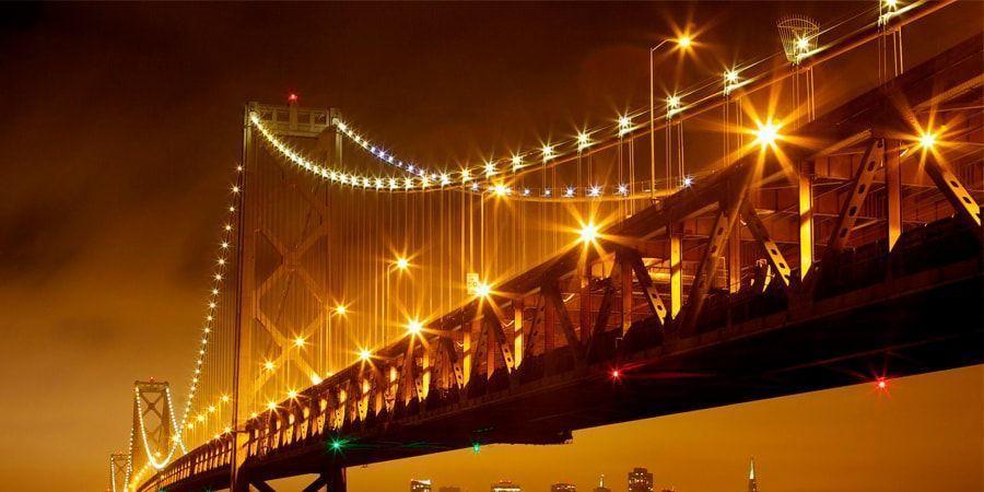 Iluminación urbana led