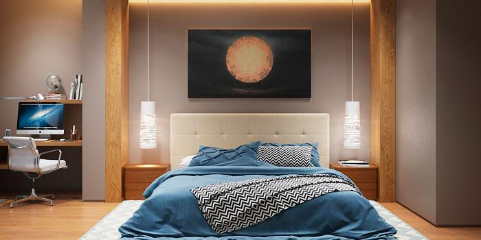 Trucos para iluminar tu habitación