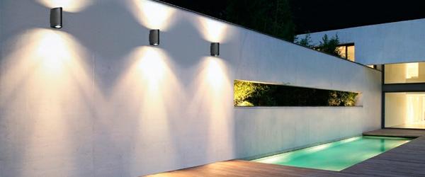 Truco iluminación jardines y terrazas