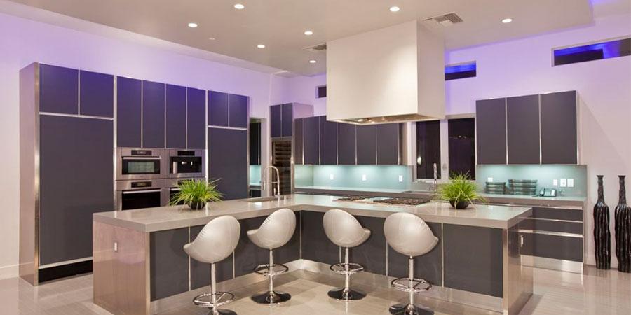 Consejos para iluminar cocinas